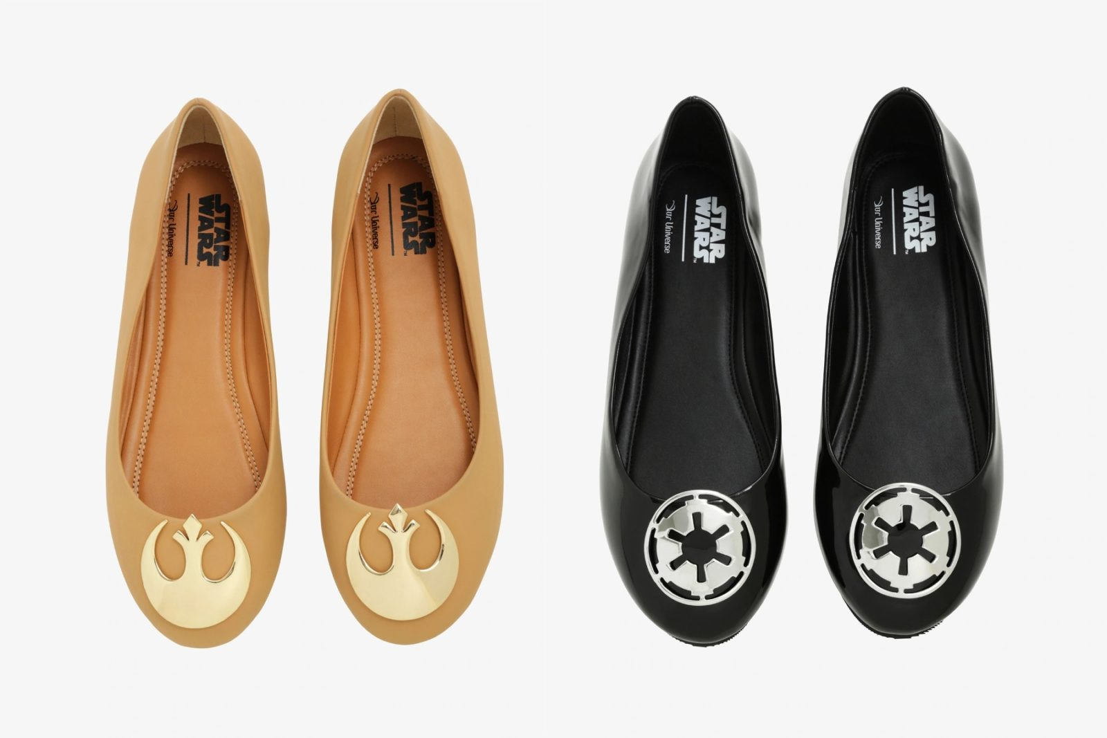 Her Universe Star Wars Flats Now Online!