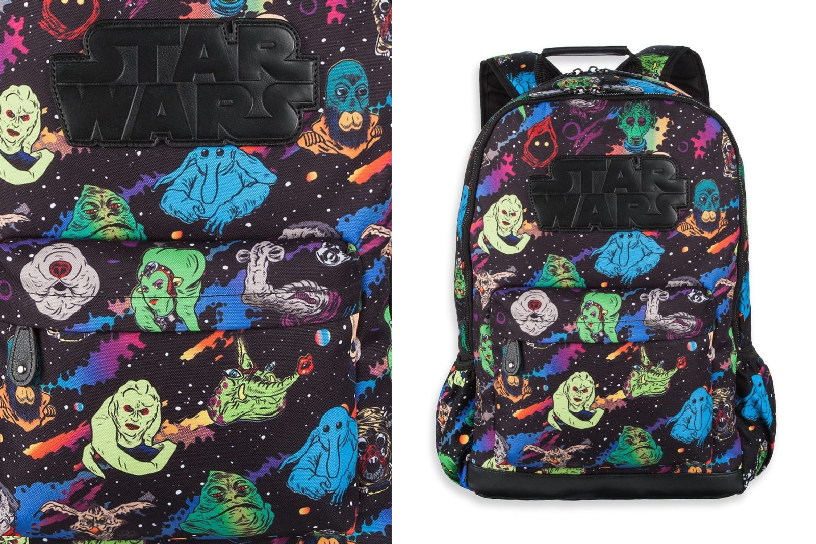 Star Wars Character Print Backpack at Shop Disney