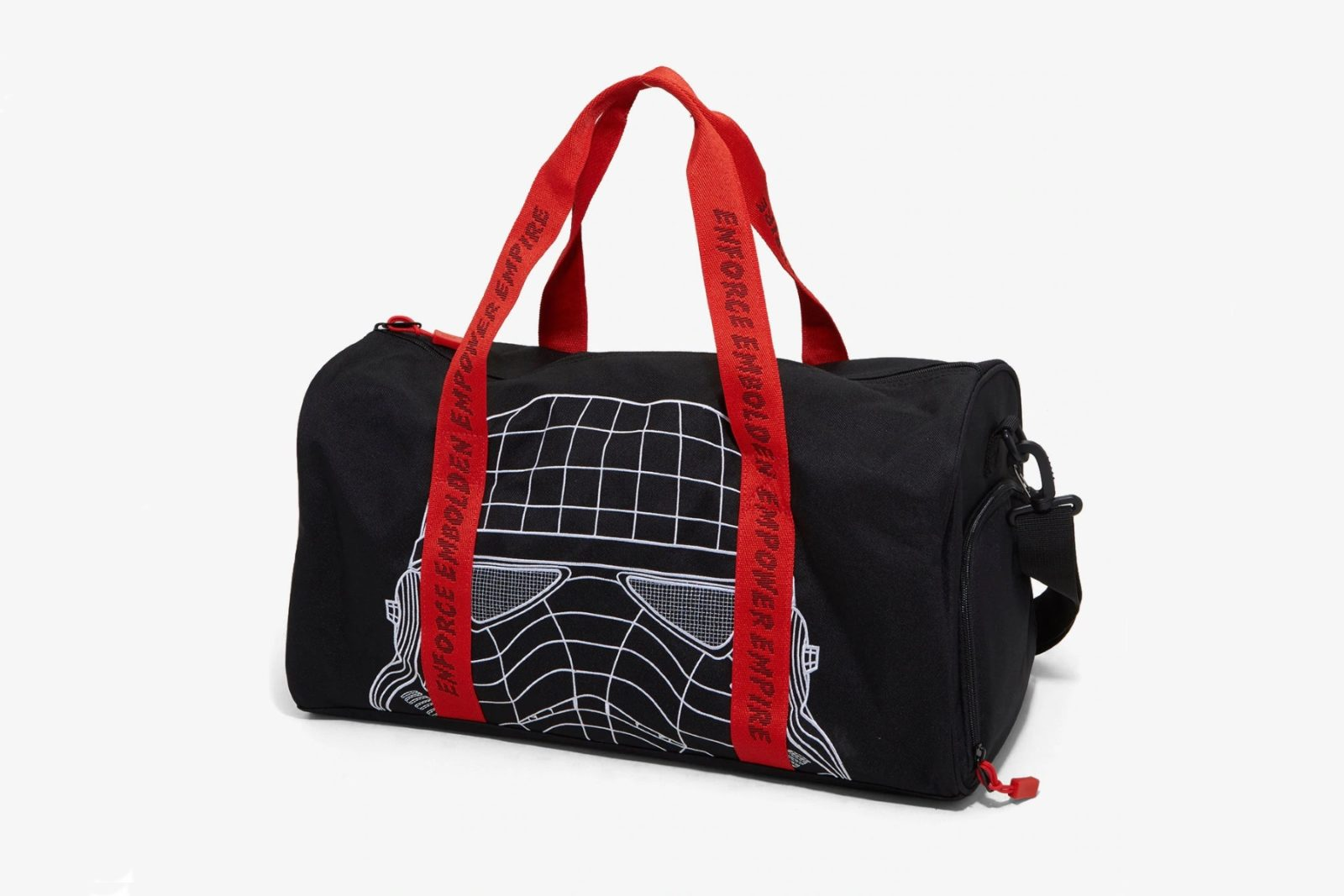Box Lunch Exclusive Star Wars Stormtrooper Duffle Bag