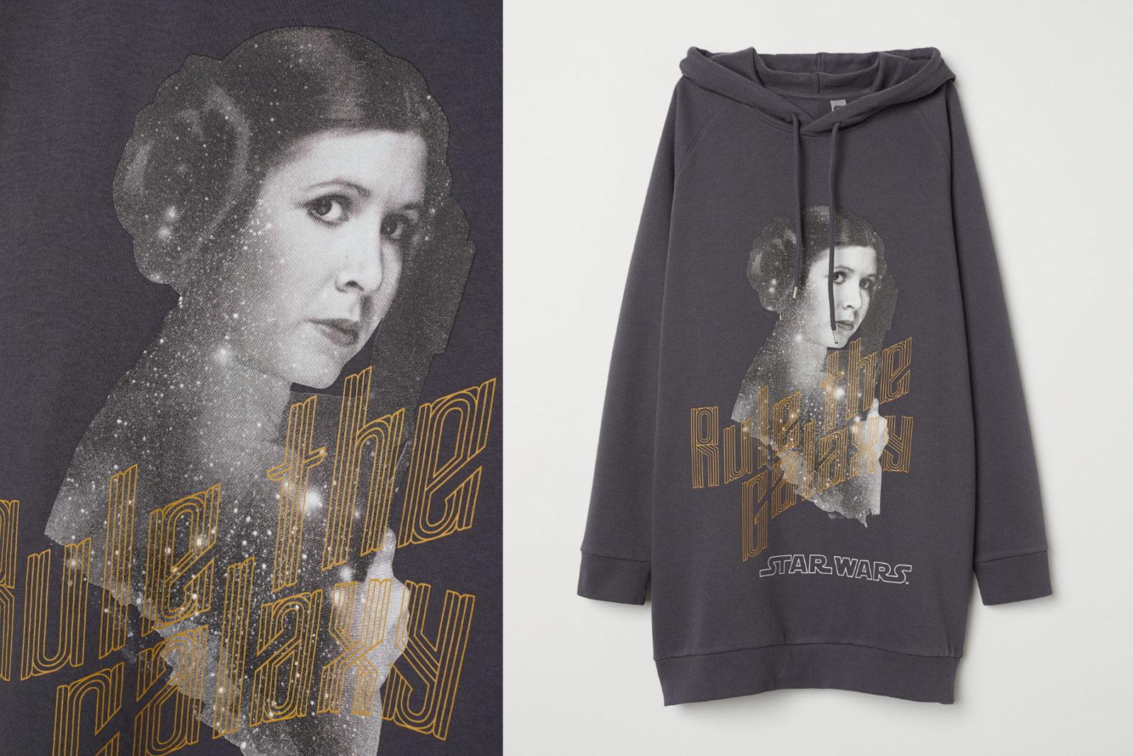 Star Wars Princess Leia Hoodie at H&M