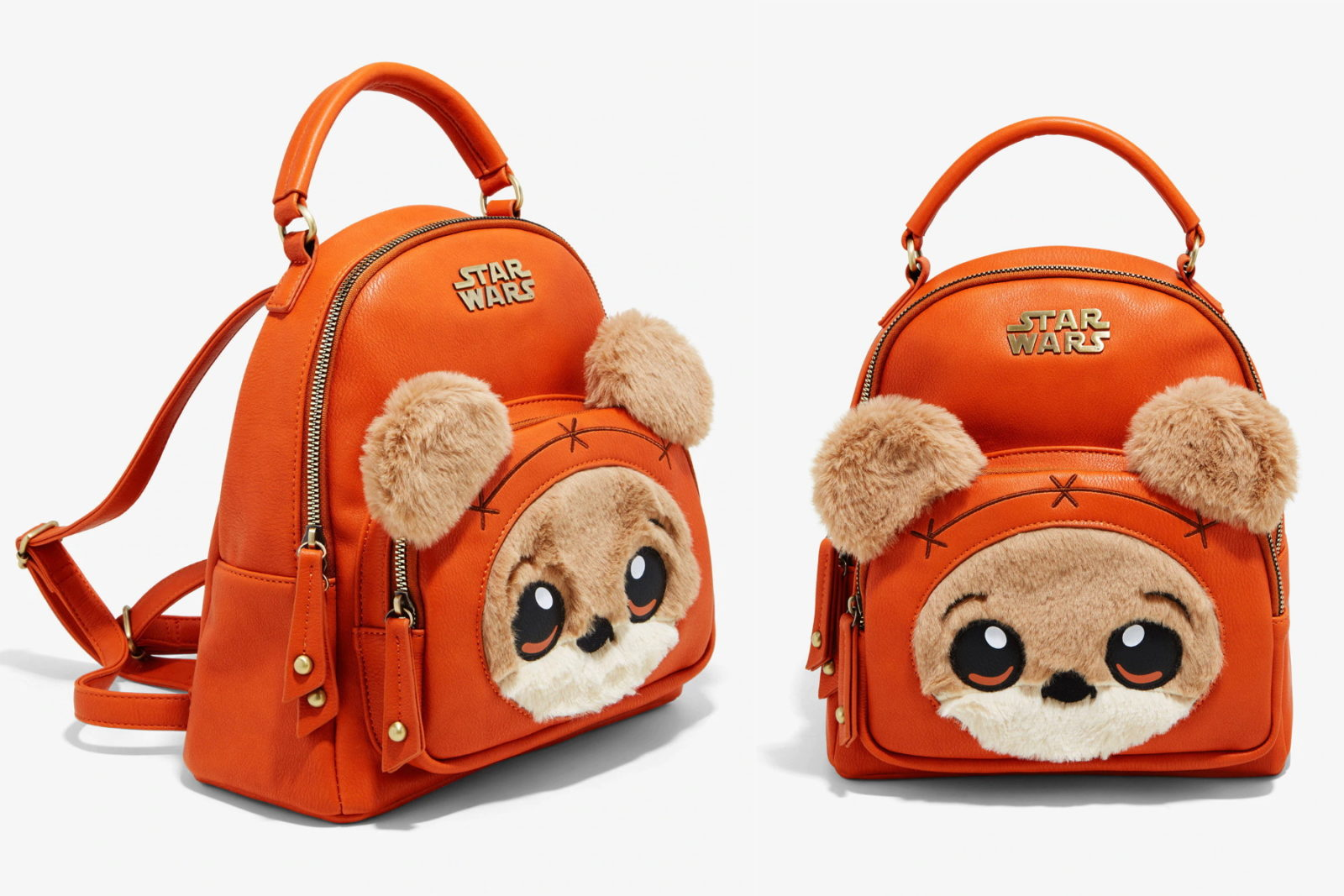 Cute Ewok Mini Backpack at Her Universe
