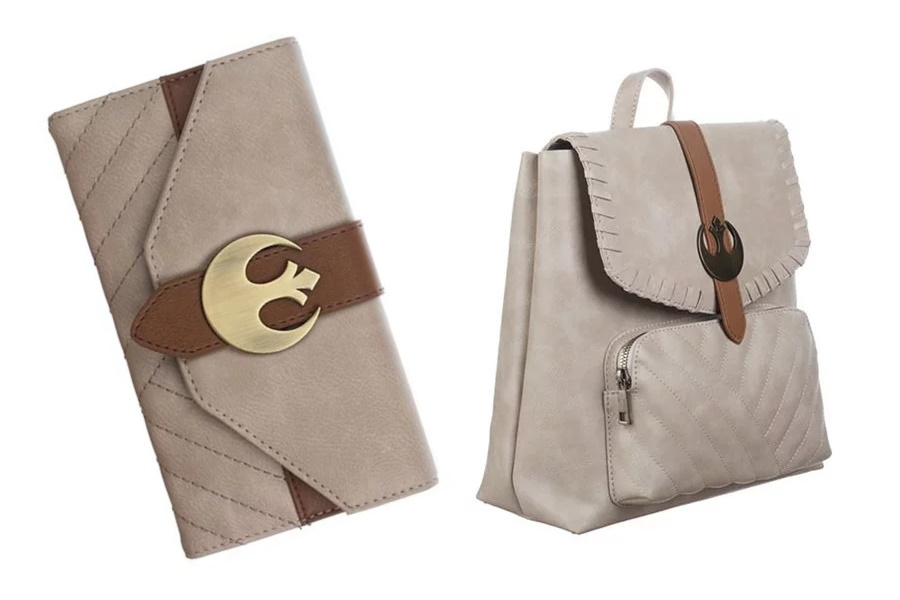 Bioworld Episode 9 Rey Mini Backpack & Wallet