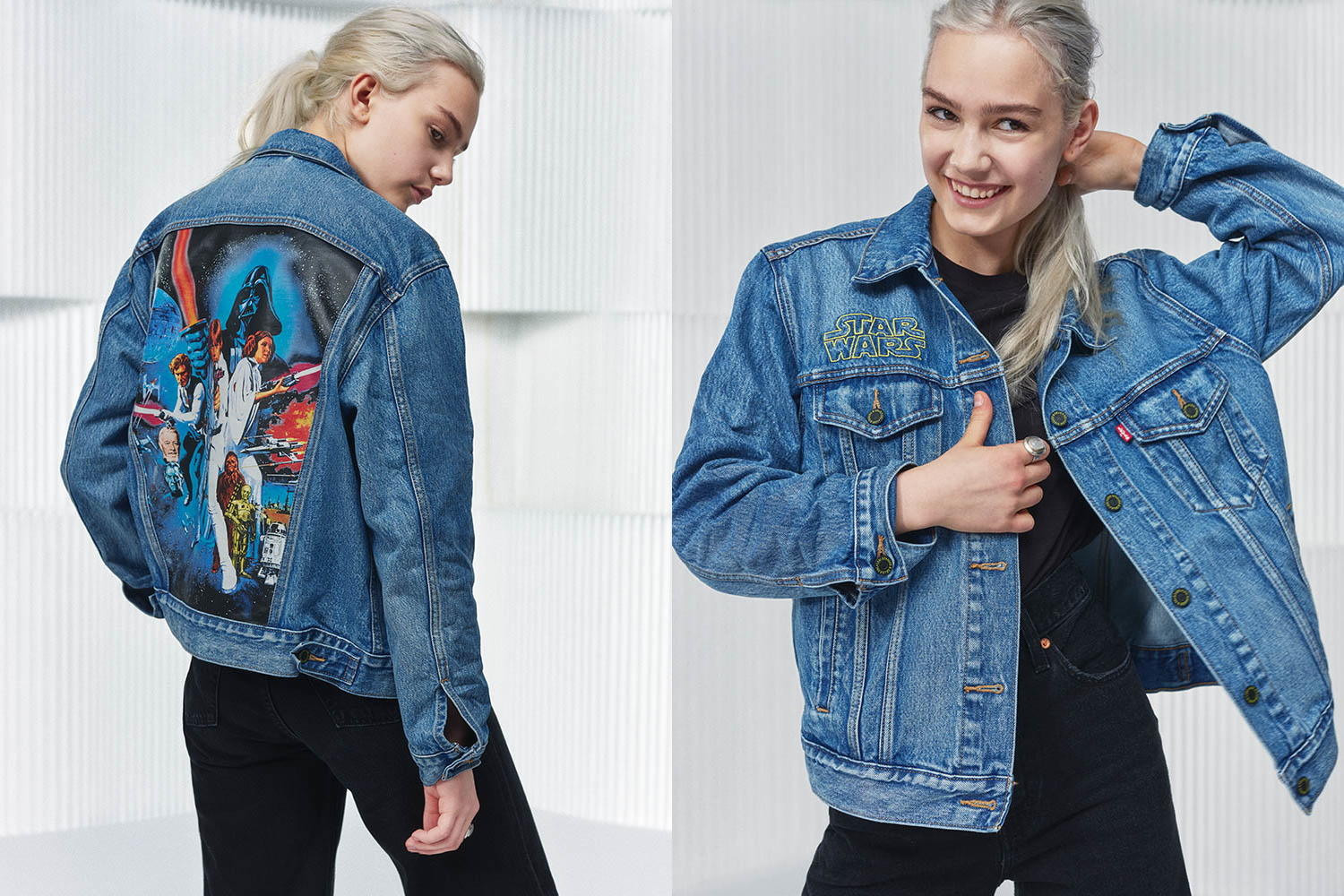 New Star Wars x Levi's Collection Reveal