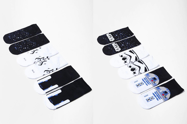 Star Wars Ankle Sock Pack at Forever 21