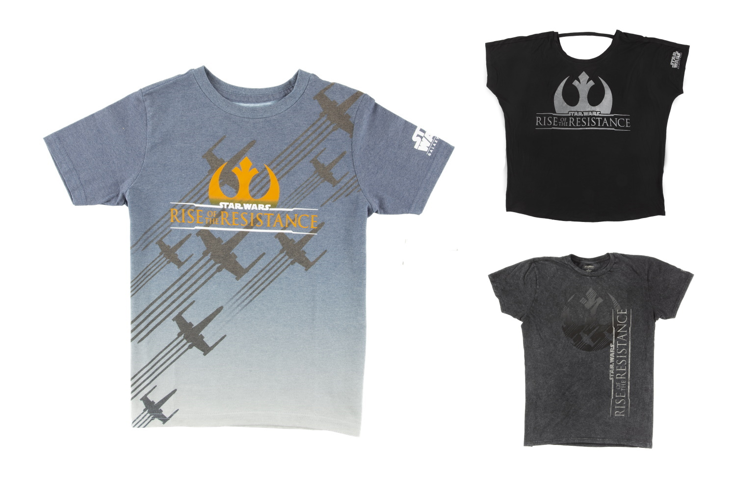 Disney Parks Rise of the Resistance Apparel