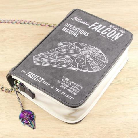 Bioworld Millennium Falcon Shoulder Bag