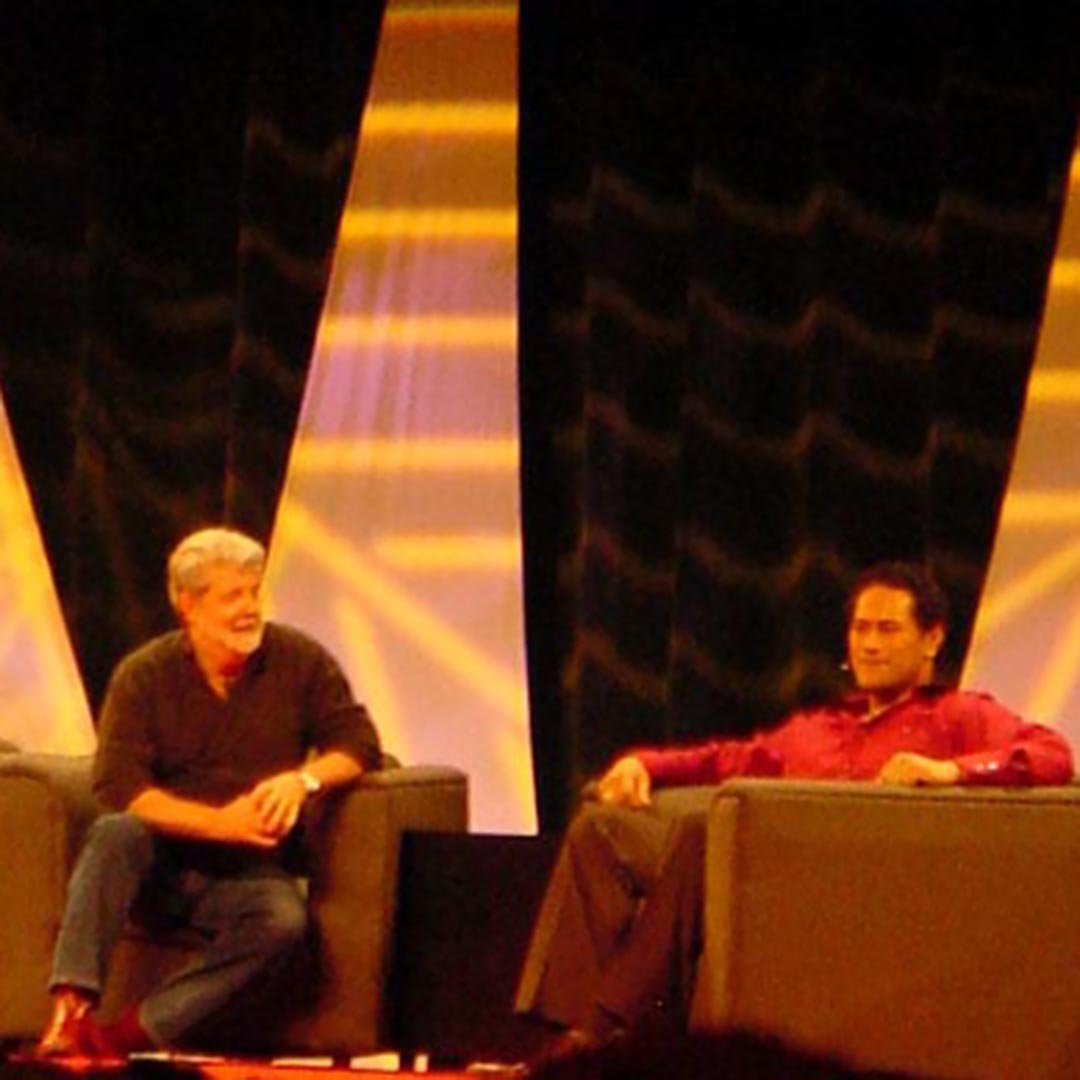 Celebration 3 - George Lucas and Jay Laga'aia