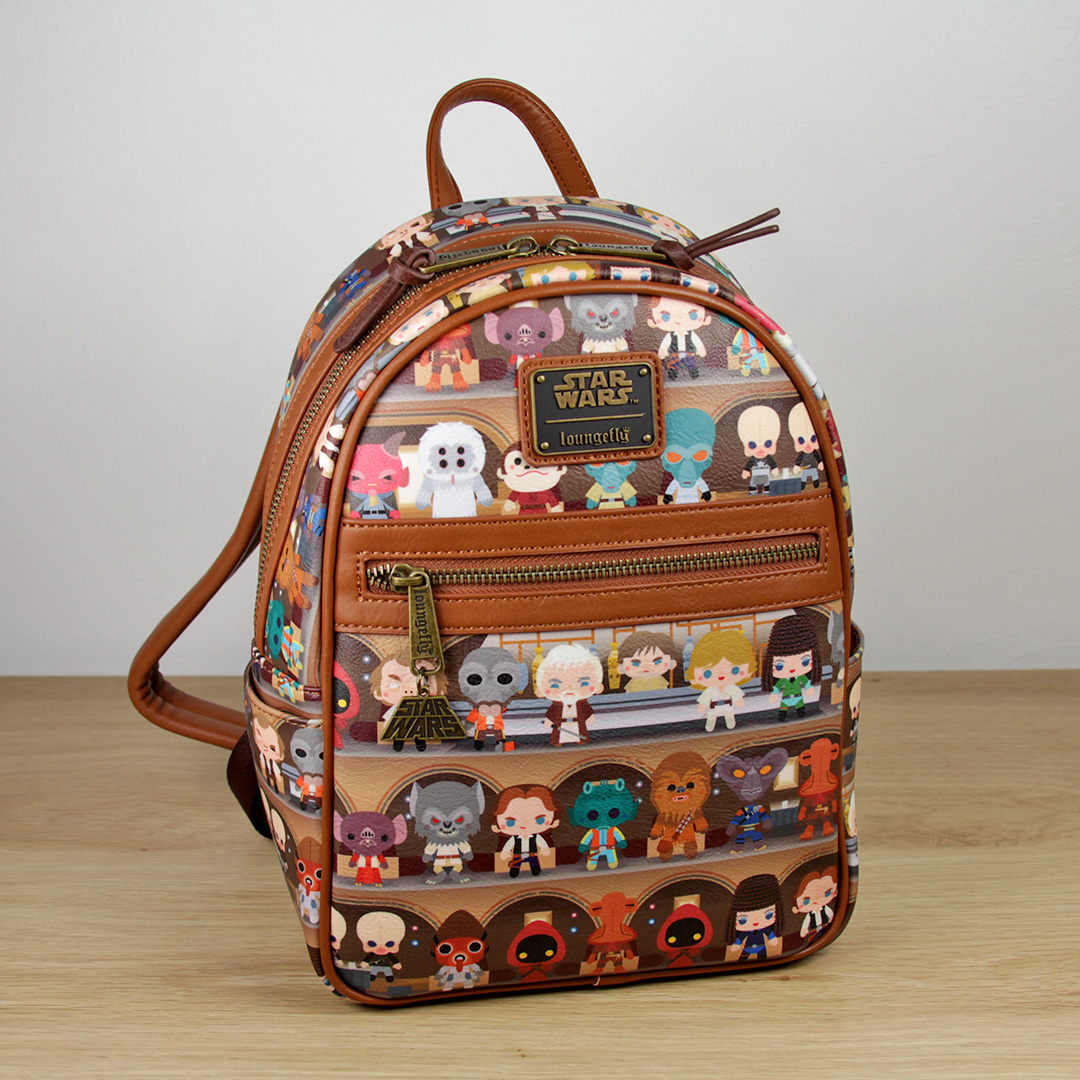 Loungefly Chibi Cantina Backpack
