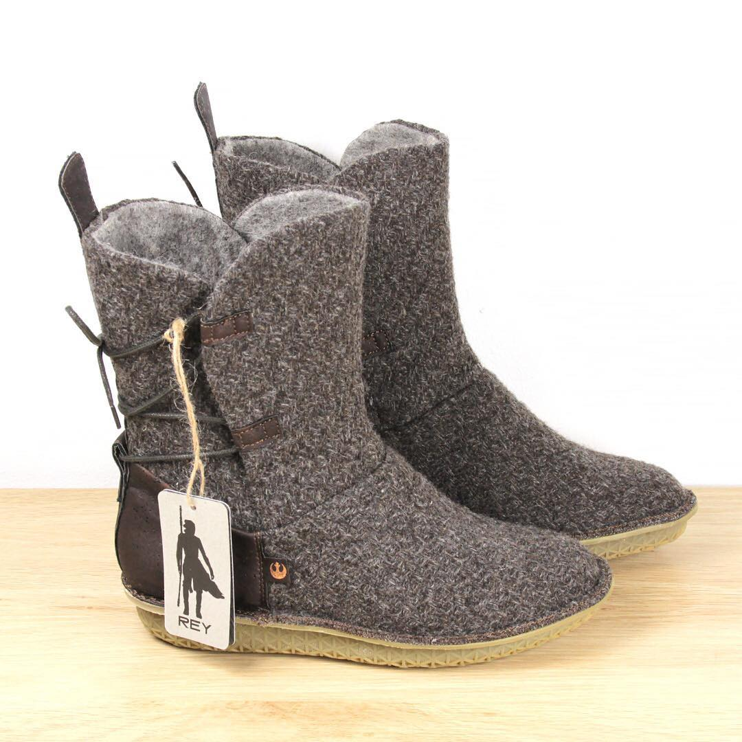 Po-Zu Brown Rey Boots