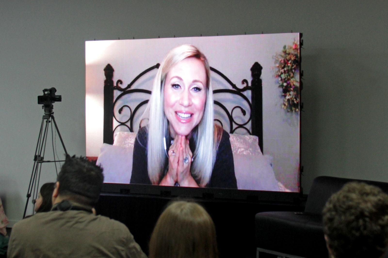 Ashley Eckstein at Auckland Armageddon Expo 2020