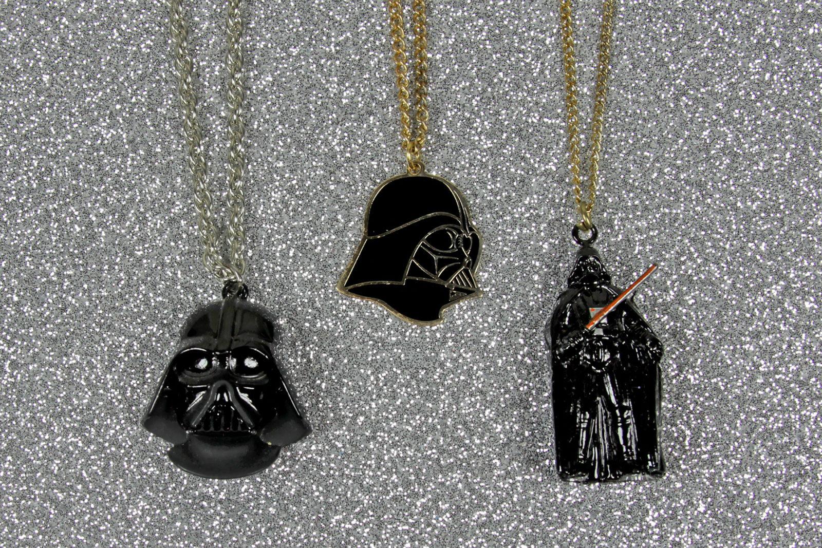 Vintage Darth Vader Jewelry