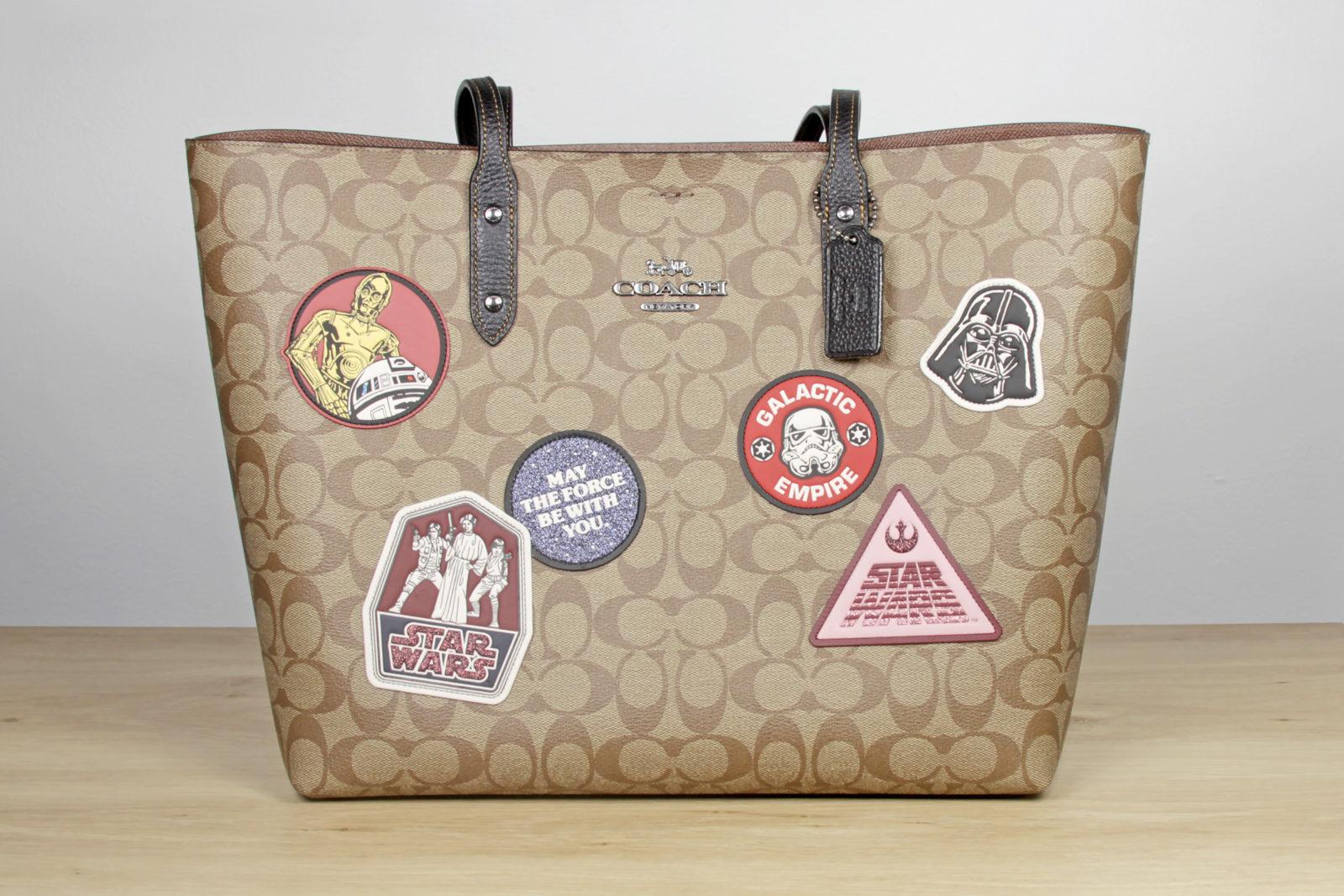 Coach x Star Wars tote bag