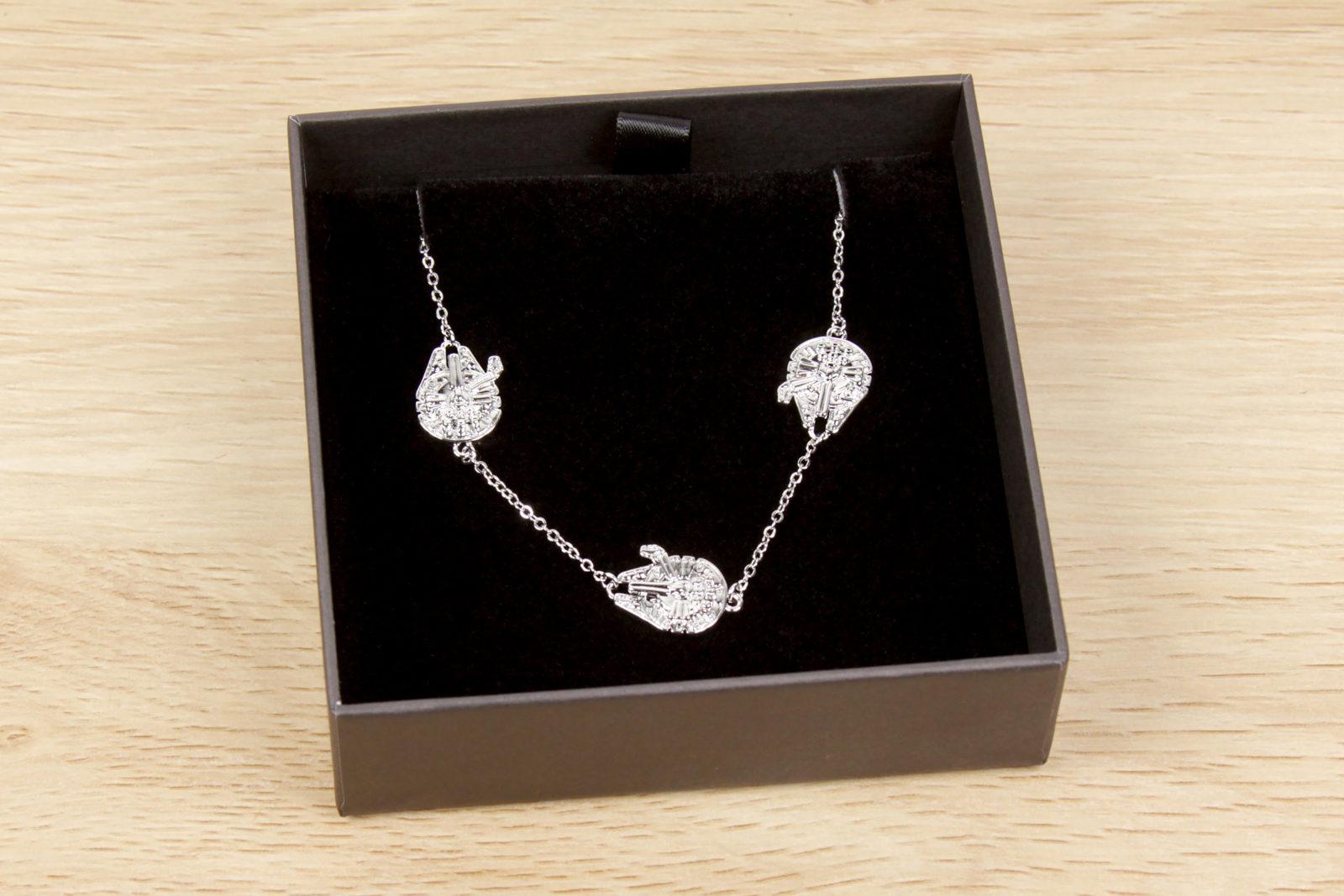 Couture Kingdom - Millennium Falcon Necklace