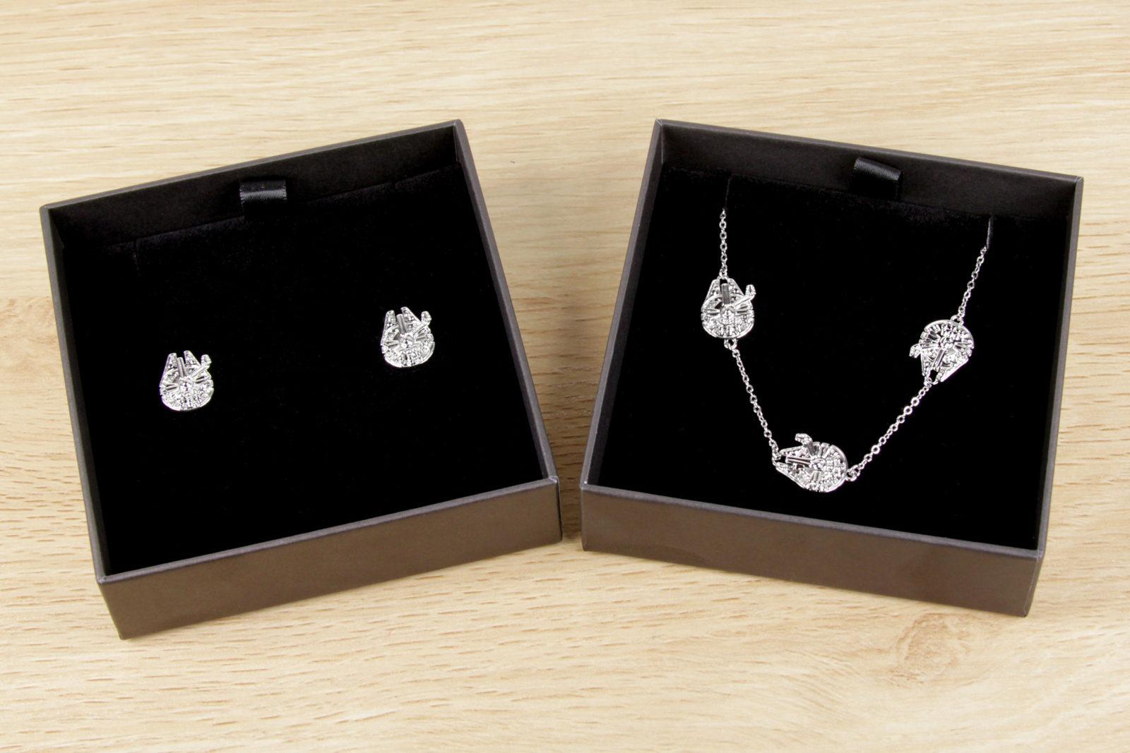 Couture Kingdom - Millennium Falcon Jewelry