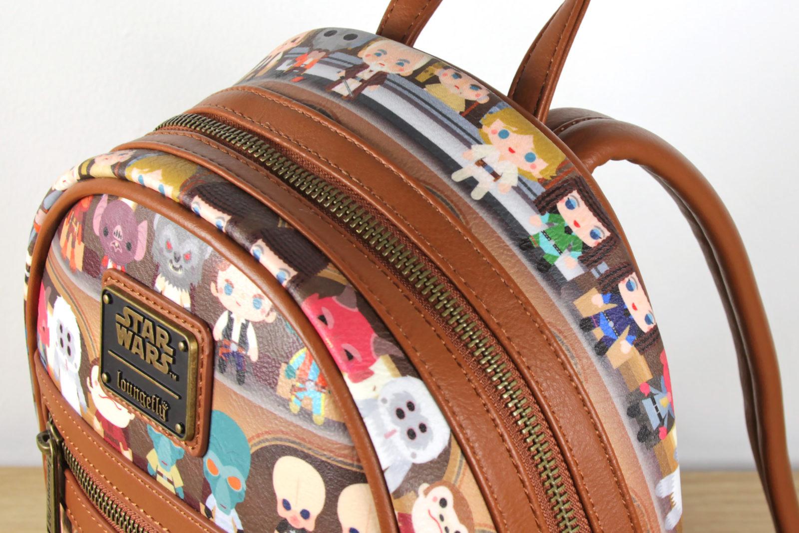Loungefly Star Wars Cantina Backpack - Tonnika Sisters