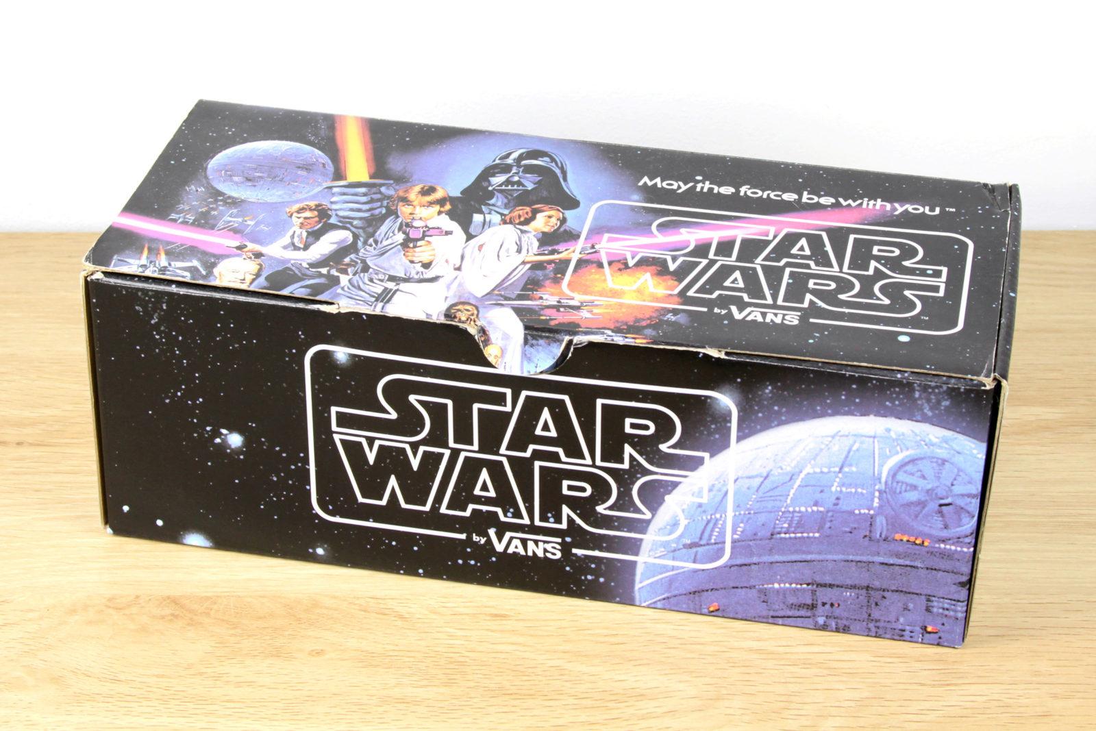 Vans x Star Wars Sneakers
